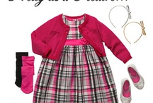 Girl's Fashion / by Robin {MomFoodie}