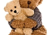 Teddy bears & Friends ♡ / by Ppflight Lucky