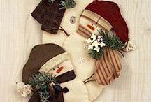winter crafts / by sherrie neustadter