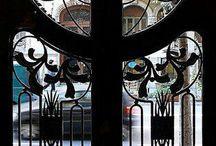 Art Nouveau....Art Deco / by Marvia Francis-Robinson