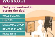 Work Exercises  / by Arnolds Office Furniture
