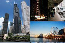 Favorite Places / by Melissa Hommel
