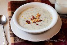Soup is good food / by Kerri Merriam