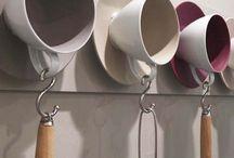 kitchen / by Shari Van Damme