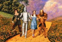 The Wizard Of Oz / by The Fine Art Diner