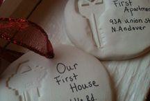 Our first home / by Meagan Gann