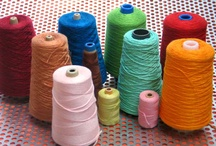 Fiber Ideas / Weaving, knitting, sewing, spinning ... so many ideas and so little time. / by Barbara Daiker