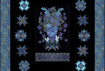 Turquoise and Black / by Timeless Treasures Fabrics