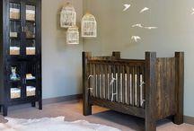 nursery ideas / by Amanda Hayes-Smith