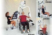 Beyond Barriers / Equipment and workouts / by Mary VanOrden