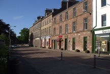 Blairgowrie, Perthshire, Scotland / by Gilmore House Bed & Breakfast
