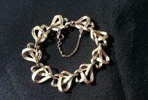 Vintage Bracelets / Vintage Bracelets - Costume Jewelry / by Dana Allman