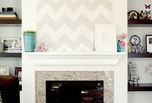Love of Chevrons / by Morgann Perry/Modern Chic Tots