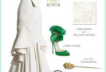 The Coquette Bride - Outfitted / by Coquette + Dove | The Coquette Bride