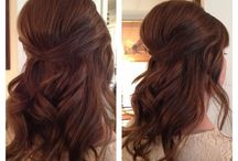 Hair Styles / by Kelsey Stough