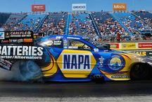 Drag Racing / NHRA, Ron Capps, Matt Hagan, Fast Jack Beckman, Tony Schumacher, etc / by Norseman72