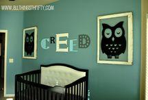 Nursery/Kids Room / by Haley Hewitt