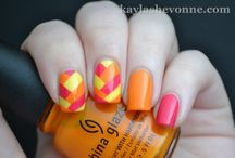 Nails! / by Rebecca Hardin