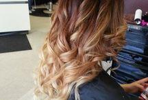 Hair Ideas / by Katie Moore