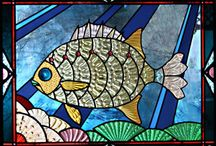 Stained Glass / by No Days Adhesives