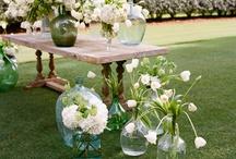 wedding flowers / by Megan Coley