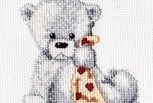 Cross Stitching / by Michelle Lord-Shields