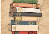 All you need is...books. / Everything bookish / by Norma Crawford