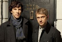 Sherlock / by Sara Hazelrigg