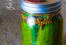 Canning, Pickling, and Jamming / by Jessica Morris