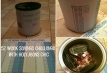 Money Saving Challenge 2013 / by Holyjeans Chic