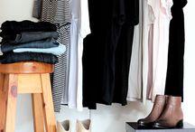 Minimalist Closet / by tcarolinep