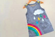 Sewing: Kids Clothes / by Rebecca McFarlane