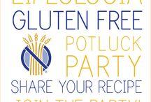 gluten free cooking / by Marlene Tiesling