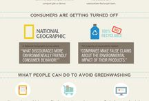 Eco-Infographics / by Grassroots Environmental Products