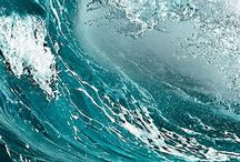 Ocean Waves Such Power And So Beautiful / by Linda Jacobs