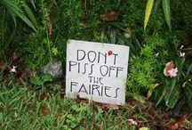 fairy garden ideas / by Monet St. Louis