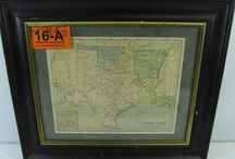 Maps Around the World / by Pot of Gold Auctions
