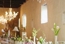 Wedding tables / by Puedes Besar A La Novia