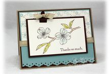 Card Inspiration 09 / For the love of cards / by Lisa Padley