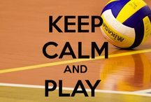 volleyball is the part of my life / by Dwi Ariyati