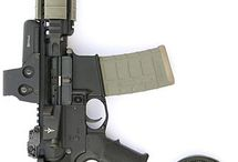 Its all about the firepower! / by Outfitters Guide