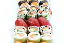 Sushi / by Bjorn Mulder