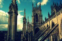 England <3 / by Tamara Gunder