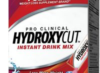 Products  / by Hydroxycut