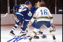 Toronto Maple Leafs / by Dennis Lester