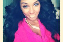 Hair & makeup...I love it!!  / by Stephanie Lynn