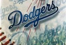It's time for Dodgers Baseball! / by Jamie Scotti