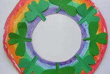 St Patricks day in the classroom / by Lita Lita