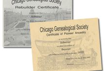 About Us . . . Chicago Genealogical Society / About Us . . . Chicago Genealogical Society / by Chicago Genealogical Society