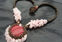 Beaded Necklaces / by Linda Jo Park